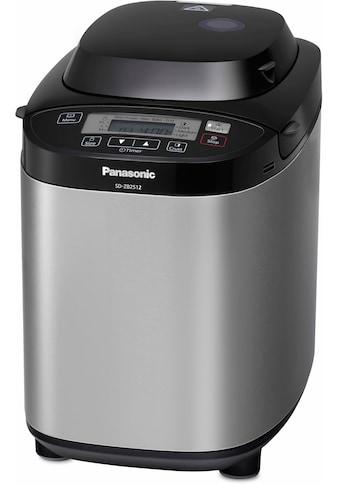 Panasonic Brotbackautomat »SD-ZB2512KXE«, 20 Programme, 550 W kaufen