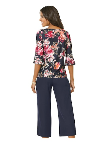 Lady Shirt in bezauberndem Blumen - Dessin kaufen