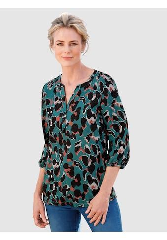 Dress In Druckbluse kaufen
