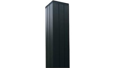 Kiehn - Holz Sichtschutzelement, LxH: 556x180 cm, Pfosten zum Einbetonieren kaufen