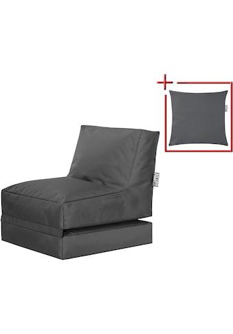 MAGMA Sitzsack »SCUBA Twist «, Inkl. Kissen, Indoor / Outdoor geeignet kaufen