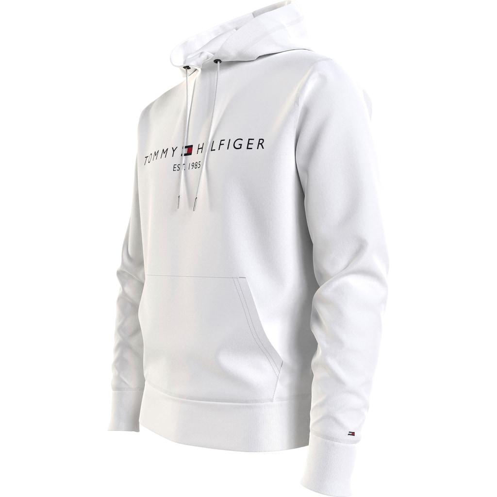 TOMMY HILFIGER Kapuzensweatshirt »TOMMY LOGO HOODY«