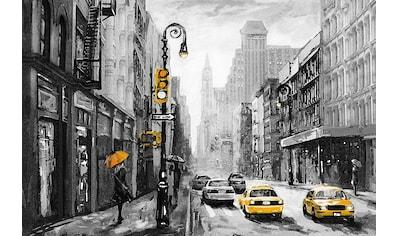 Places of Style Leinwandbild »New York« kaufen