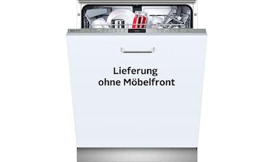 NEFF vollintegrierbarer Geschirrspüler GV6801I, 9,5 Liter, 13 Maßgedecke kaufen
