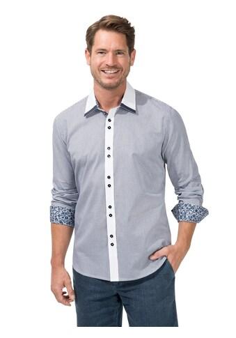 Marco Donati Langarm - Hemd mit gepflegten Manschetten kaufen