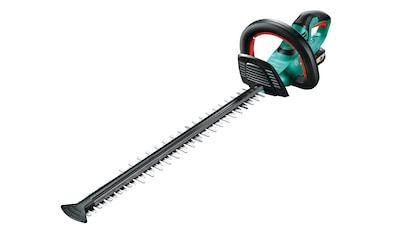BOSCH Akku - Heckenschere »AHS 55 - 20 LI«, 55 cm Schnittlänge, mit Akku und Ladegerät kaufen