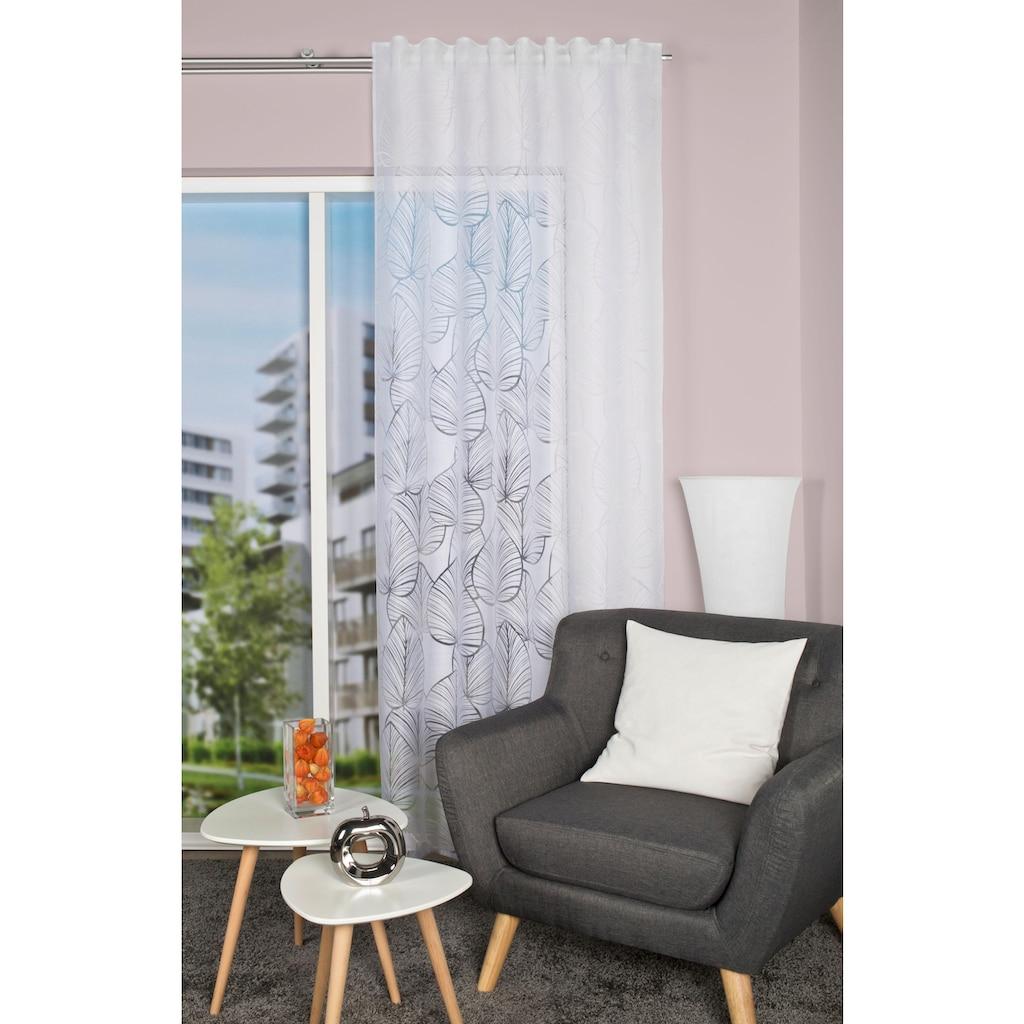 Vorhang, »BLATTANO«, Vision S, Multifunktionsband 1 Stück
