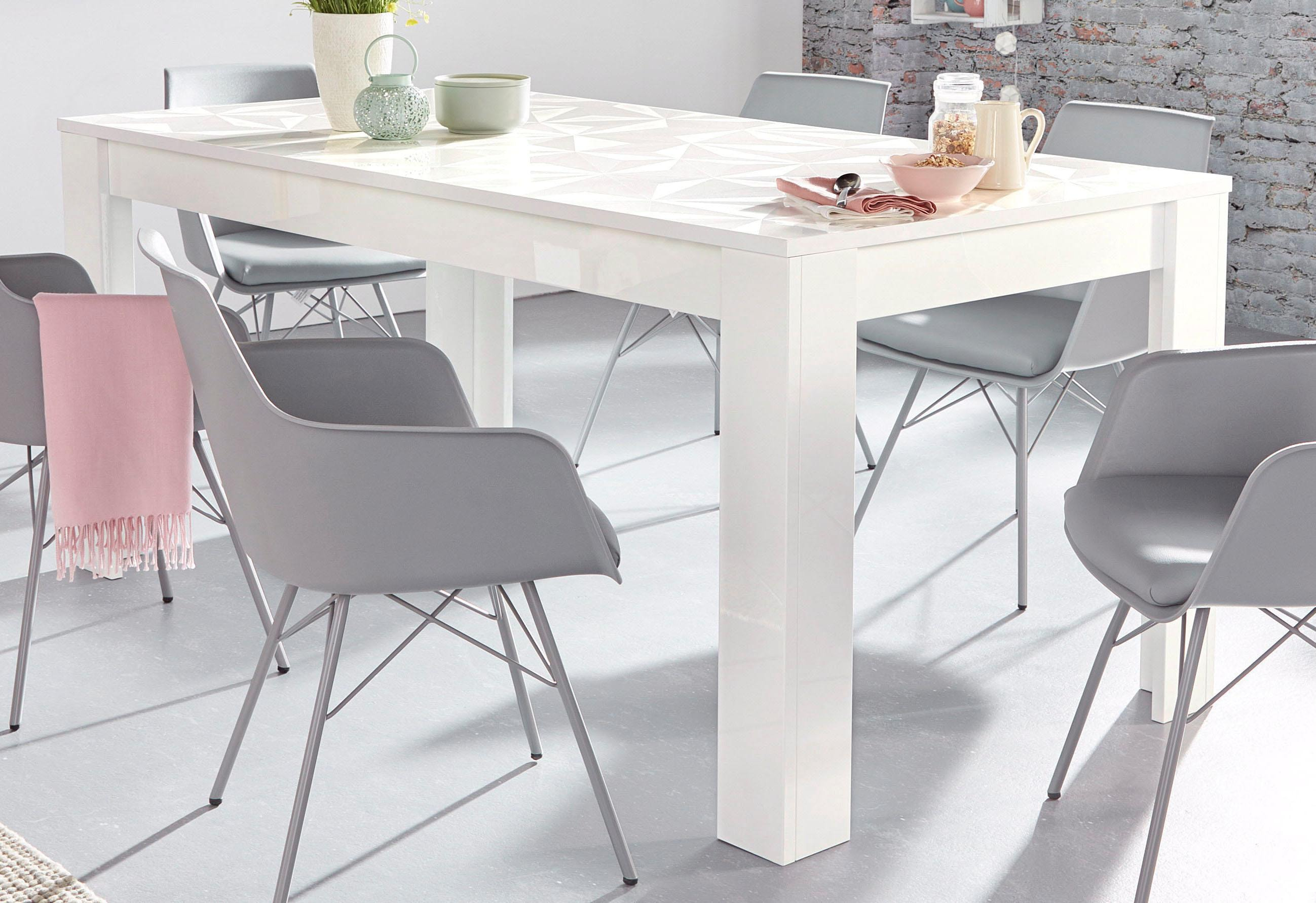 LC Esstisch mit Auszugsfunktion Prisma Breite 180 cm -228 cm