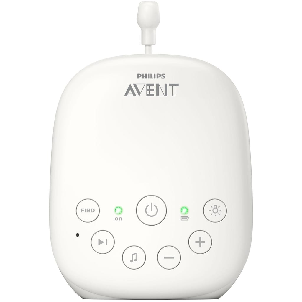 Philips AVENT Babyphone »SCD723/26«, mit Gegensprechfunktion, Nachtruhemodus und Smart ECO-Modus
