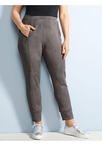 MIAMODA Jogger Pants, mit Reißverschlusstaschen kaufen