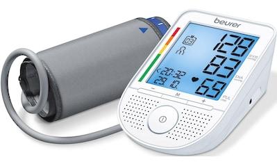 BEURER Oberarm-Blutdruckmessgerät »BM 49«, mit Sprachfunktion kaufen