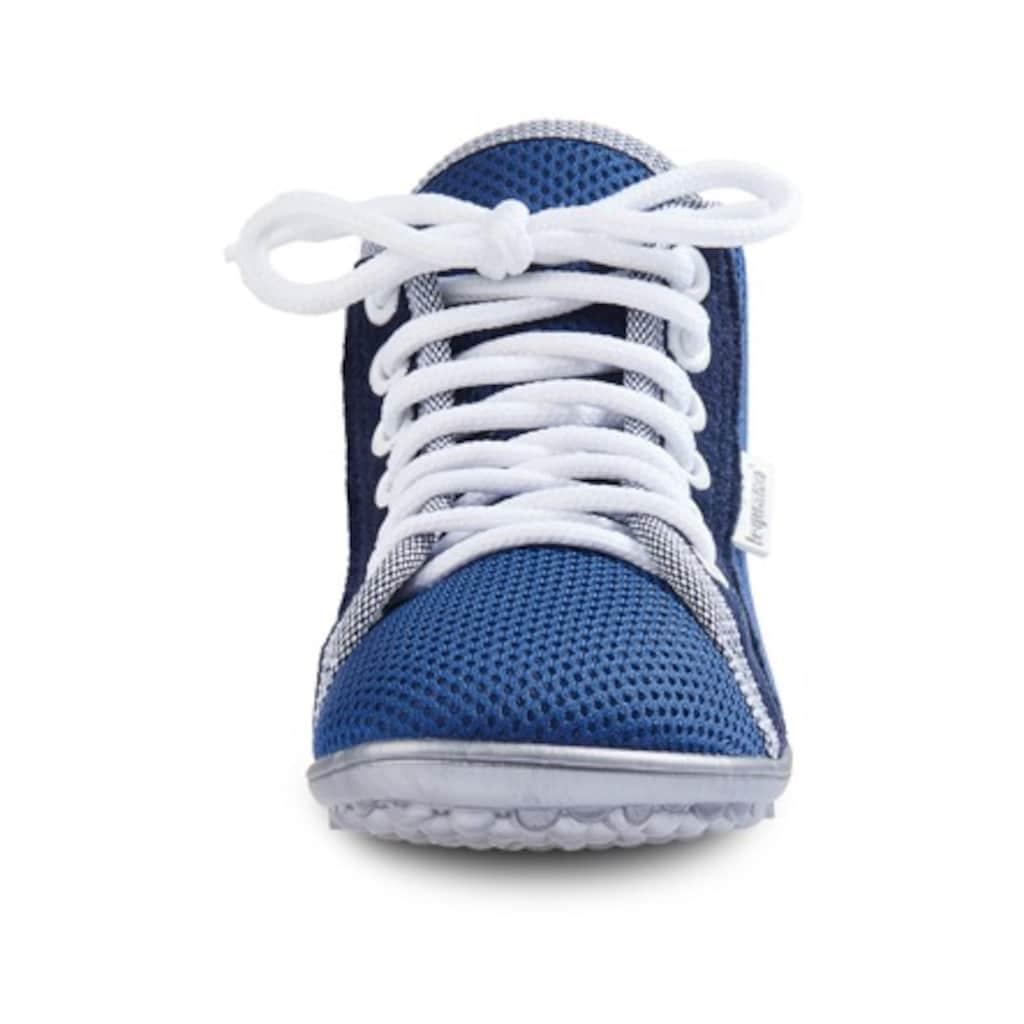 Leguano Sneaker »Barfußschuh LEGUANITO AKTIV PLUS«, mit speziell entwickelter Sohle