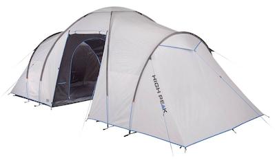 High Peak Kuppelzelt »Zelt Como 6.0«, 4 Personen (mit Transporttasche) kaufen