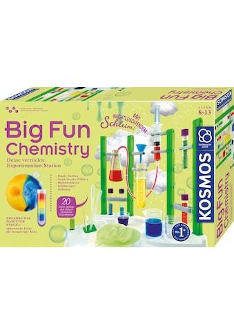 Kosmos Experimentierkasten »Big Fun Chemistry« kaufen