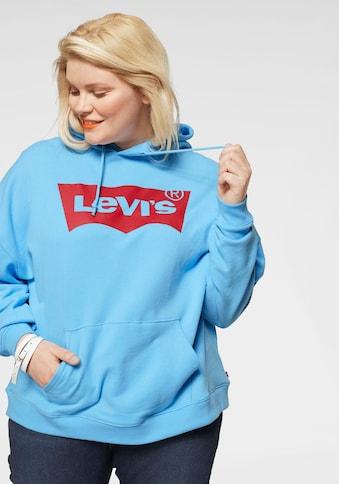 Levi's® Plus Kapuzensweatshirt »Plus Graphic Batwing Hoodie« kaufen