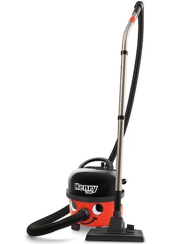 Numatic Bodenstaubsauger »Henry HVR200-11«, 620 W, mit Beutel, mit Beutel kaufen