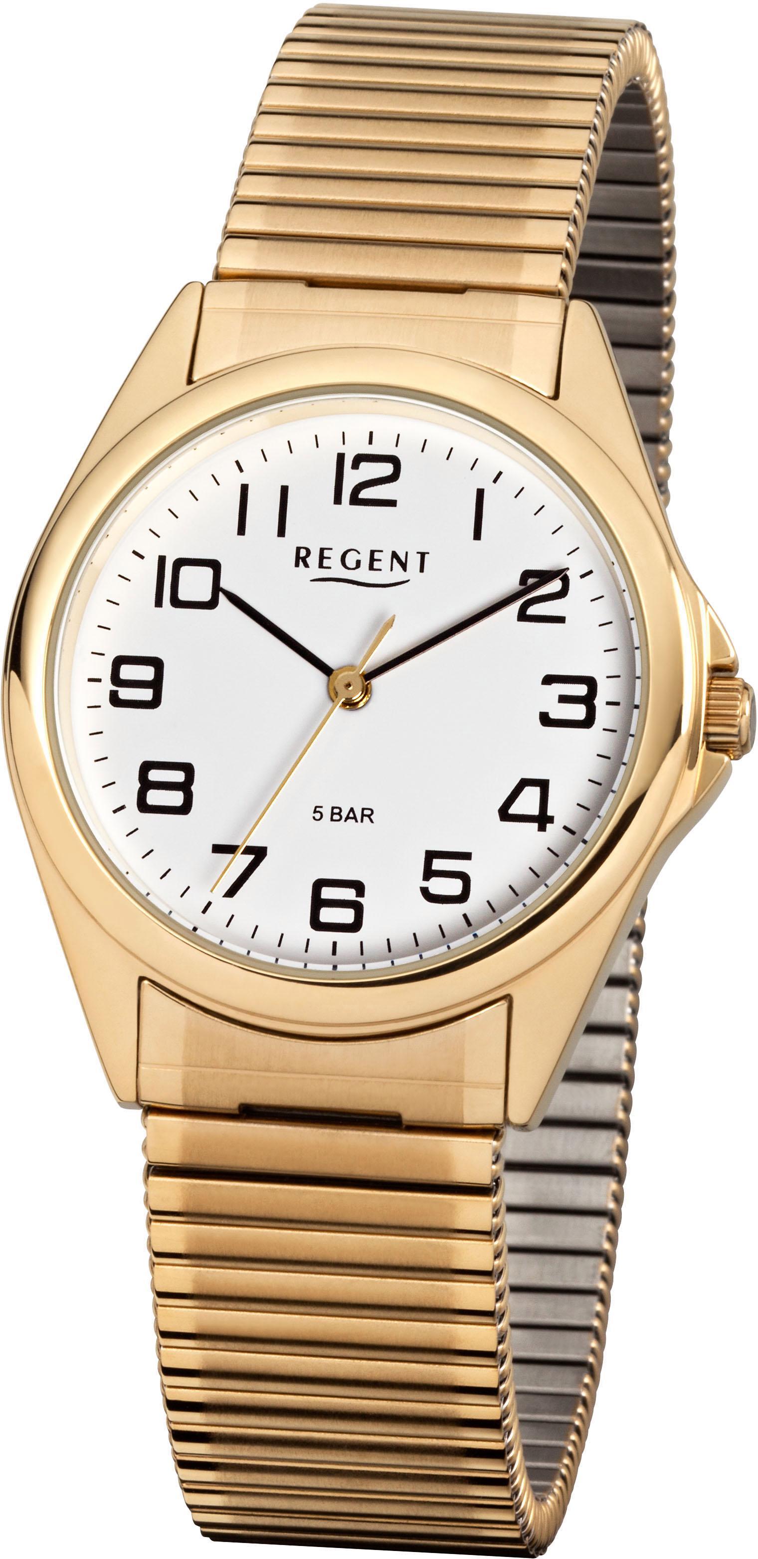 Regent Quarzuhr 11964599 | Uhren > Quarzuhren | Goldfarben | Regent