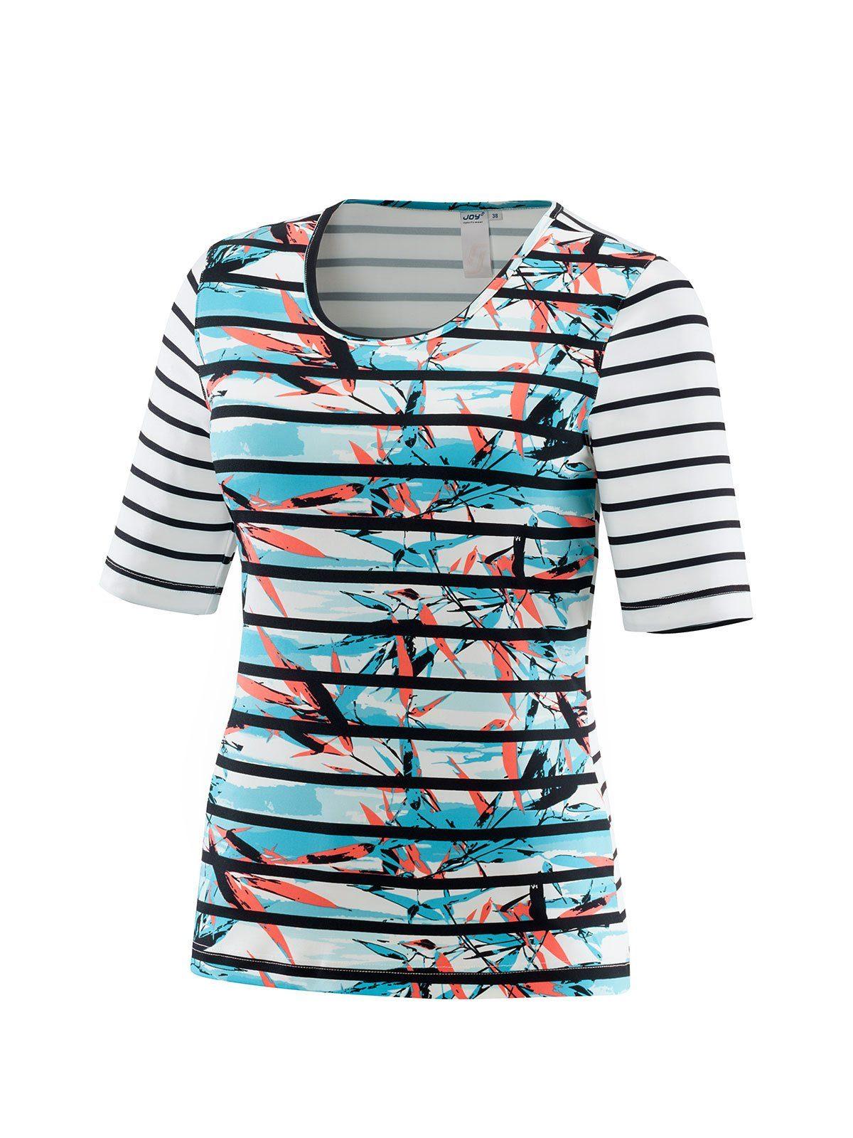Joy Sportswear Print-Shirt ANNELI | Sportbekleidung > Sportshirts > T-Shirts | Blau | Joy Sportswear