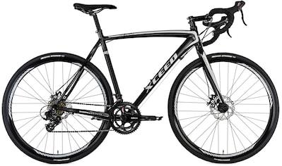 KS Cycling Gravelbike »Xceed«, 14 Gang, Shimano, Tourney Schaltwerk, Kettenschaltung kaufen
