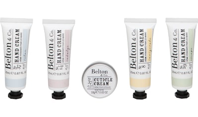 "Handpflege - Set ""Belton & Co  -  Hand Cream Gifting Collection"", 5 - tlg. kaufen"