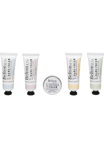 Handpflege-Set »Belton & Co - Hand Cream Gifting Collection«, (5 tlg.) kaufen