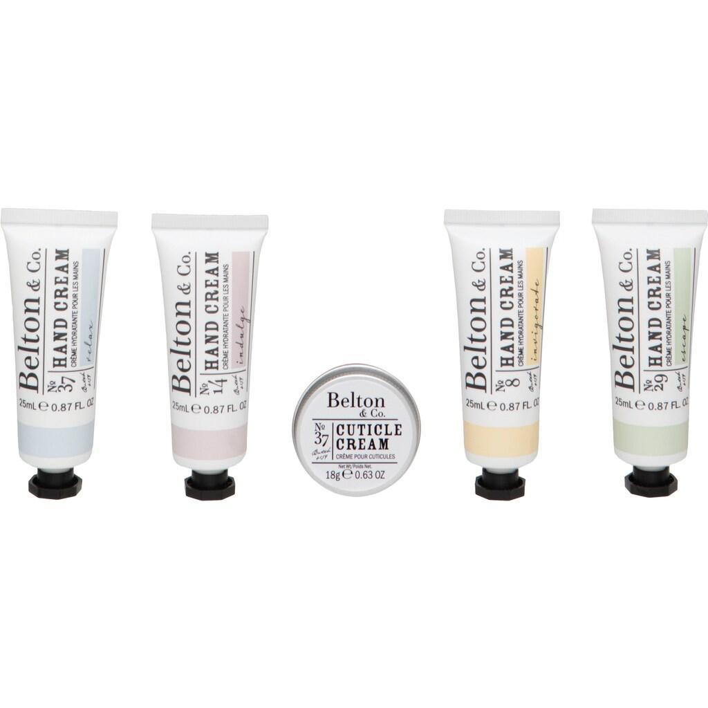 Handpflege-Set »Belton & Co - Hand Cream Gifting Collection«, (5 tlg.)
