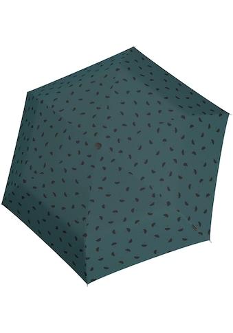 Knirps® Taschenregenschirm »U.200 Ultra Light Duomatic, umbrella olive« kaufen