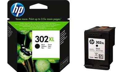 HP »hp 302XL Original Schwarz F6U68AE« Tintenpatrone kaufen