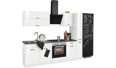 HELD MÖBEL Küchenzeile »Trier«, ohne E-Geräte, Breite 300 cm kaufen