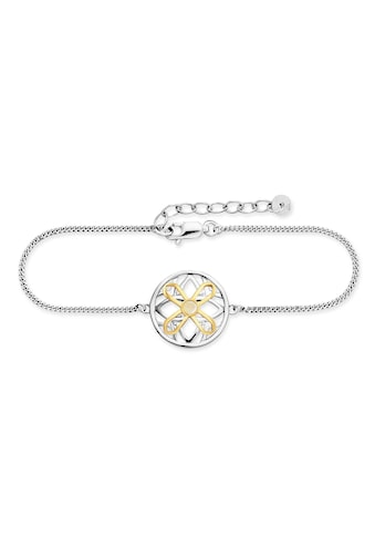 CAÏ Armband »925/ -  Sterling Silber vergoldet Mondstein« kaufen