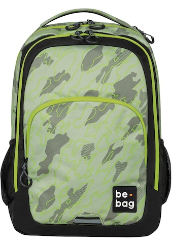 Pelikan Schulrucksack »be.bag be.ready, abstract camouflage« kaufen
