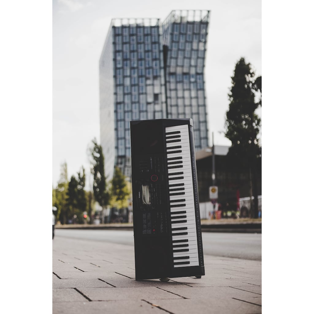 CASIO Keyboard »CT-X3000«, inklusive Keyboardstativ