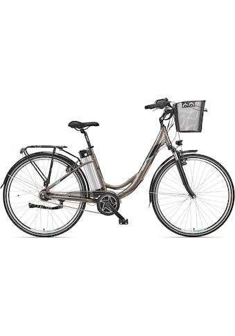 Telefunken E-Bike »Multitalent RC870«, 7 Gang, Shimano, Shimano Nexus 7-Gang-Nabe,... kaufen