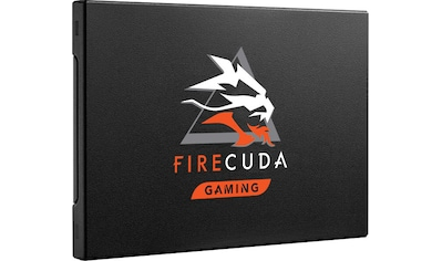 Seagate Gaming-SSD »FireCuda 120«, Inklusive 3 Jahre Rescue Data Recovery Services kaufen