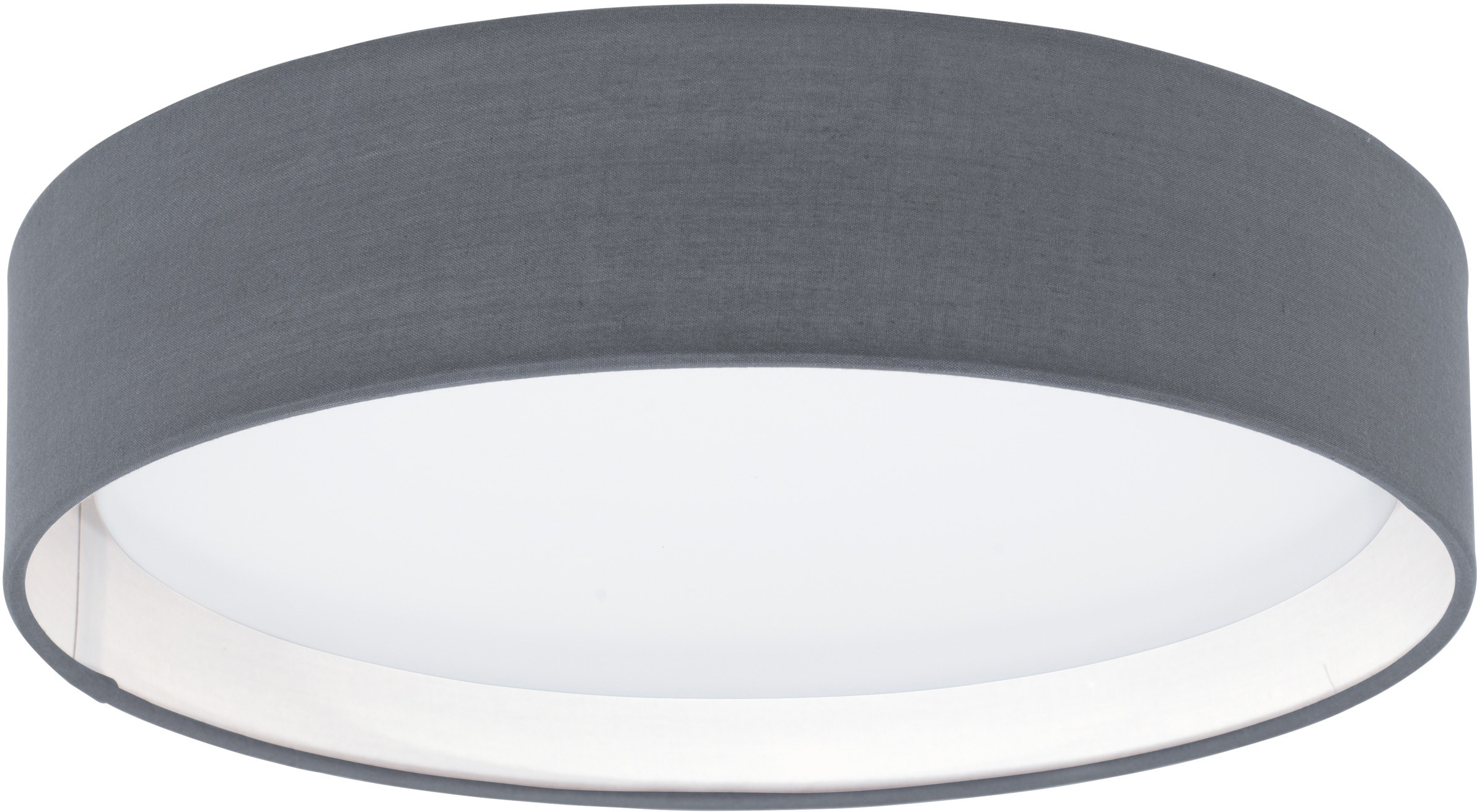 EGLO Deckenleuchte PASTERI, LED-Board, Warmweiß, LED tauschbar