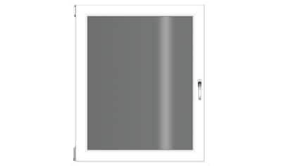 RORO TÜREN & FENSTER Kunststoff - Fenster BxH: 80x100 cm, ohne Griff kaufen