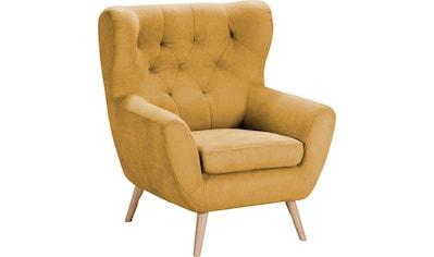 Home affaire Sessel »VOSS« kaufen