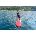 Aqua Marina Inflatable SUP-Board »AQUA MARINA Inflatable SUP-Board ++Monster++«, (Set, 6 tlg.)