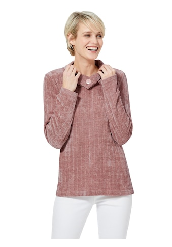 Classic Basics Pullover in Chenille - Qualität kaufen
