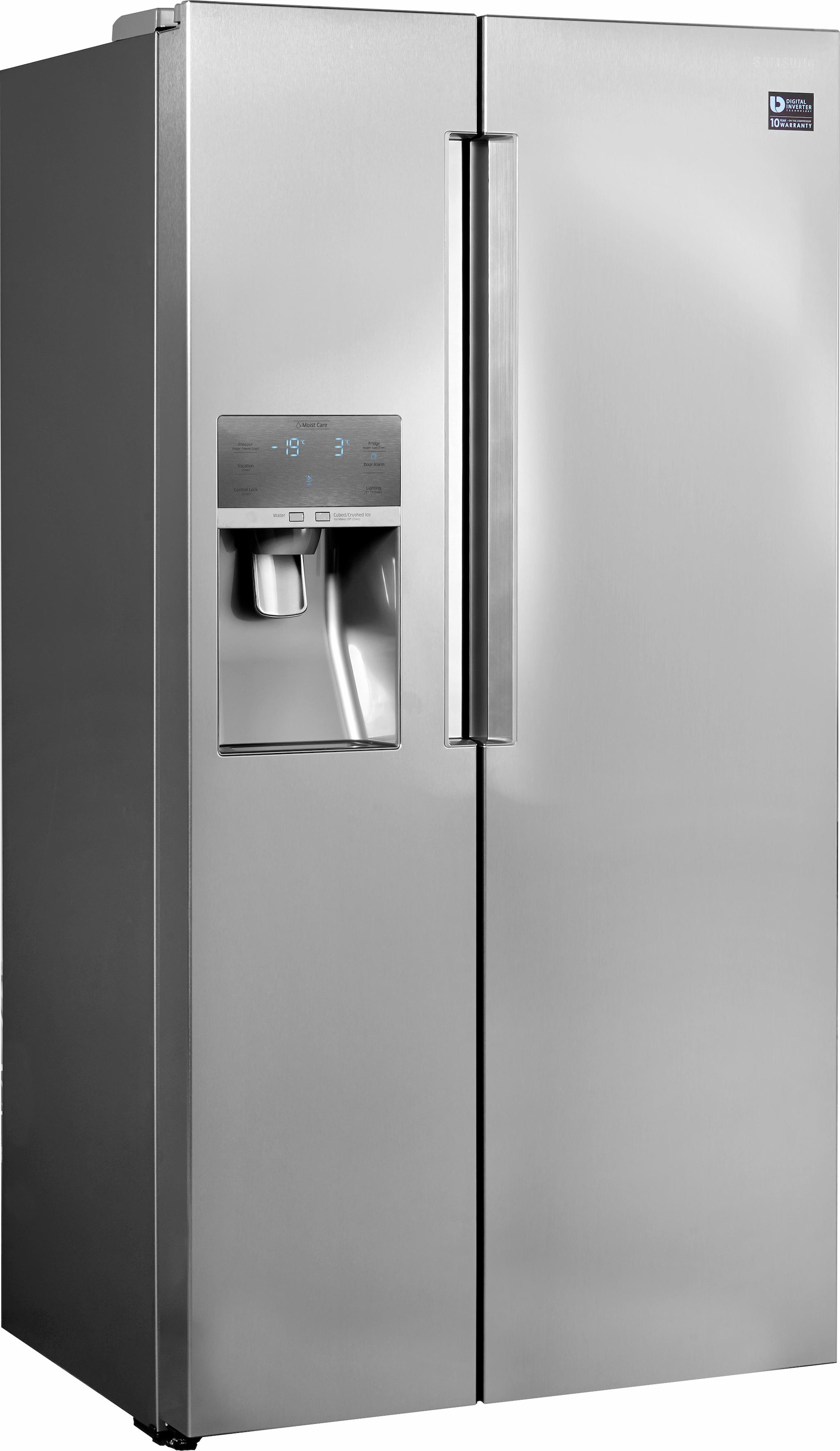 Amerikanischer Kühlschrank 90 Cm Breit : Side by side kühlschrank auf rechnung raten kaufen
