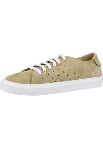 Darkwood Sneaker »Nubukleder« kaufen