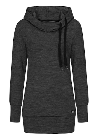 SUPER.NATURAL Kapuzensweatshirt »W ESSENTIAL TUNNEL HOODIE« kaufen