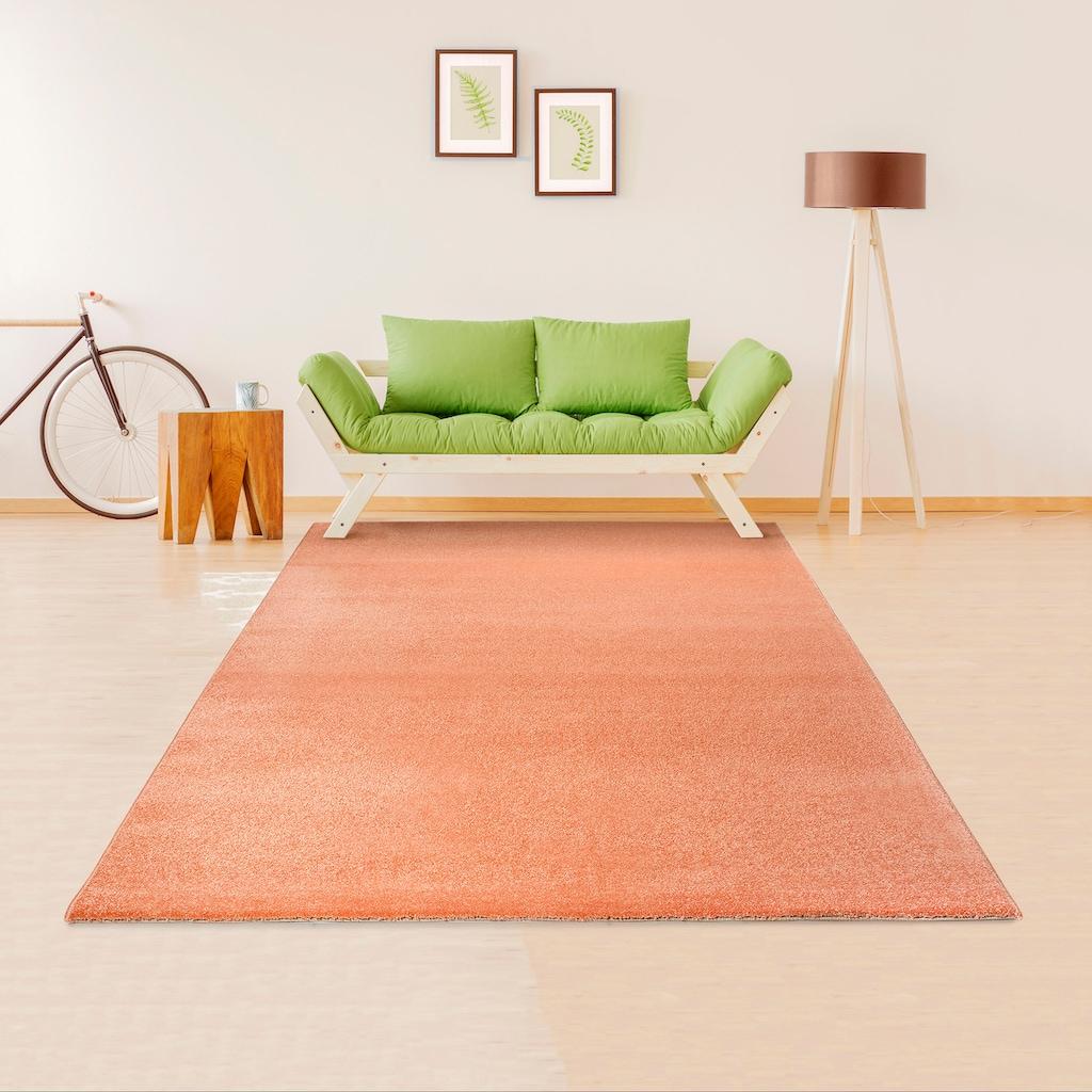 andas Teppich »Signe«, rechteckig, 14 mm Höhe, Wohnzimmer