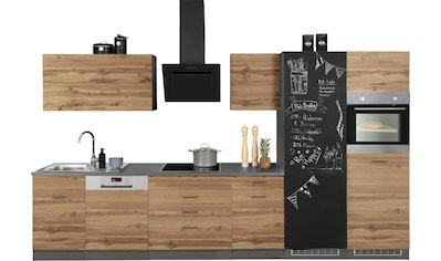 HELD MÖBEL Küchenzeile »Trier«, ohne E-Geräte, Breite 360 cm kaufen