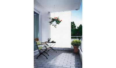 Floracord Senkrechtmarkise, BxH: 140x230 cm, weiß kaufen