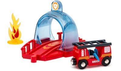 BRIO® Spielzeug-Eisenbahn »Smart Tech Sound Feuerwehreinsatz«, FSC® - schützt Wald -... kaufen