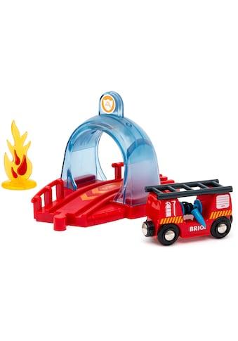BRIO® Spielzeug-Eisenbahn »Smart Tech Sound Feuerwehreinsatz« kaufen