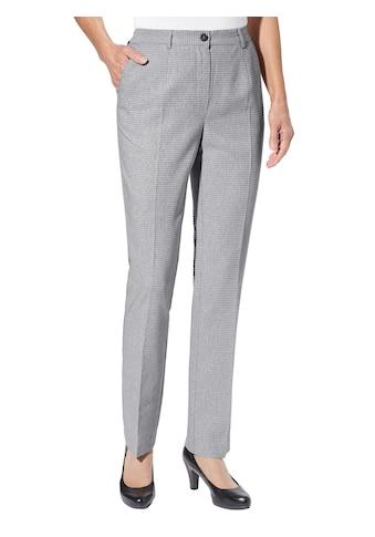 Classic Hose im Hahnentritt - Muster kaufen