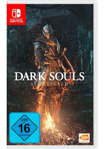 Nintendo Switch Spiel »Switch Dark Souls Remastered«, Nintendo Switch kaufen