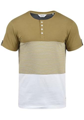 Solid Rundhalsshirt »Marek« kaufen